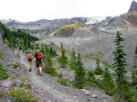 Ascending Emerald Ridge © Craig Romano