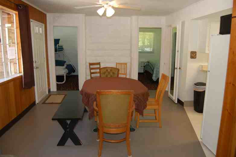 Elk Cottage Living Room