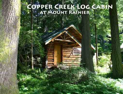 Copper Creek Log Cabin