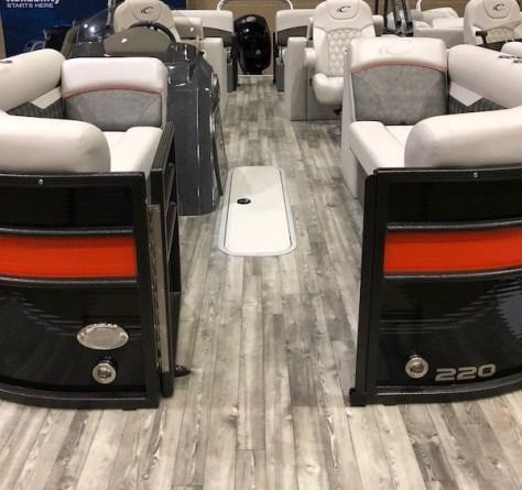 Pontoon Boat New Floor