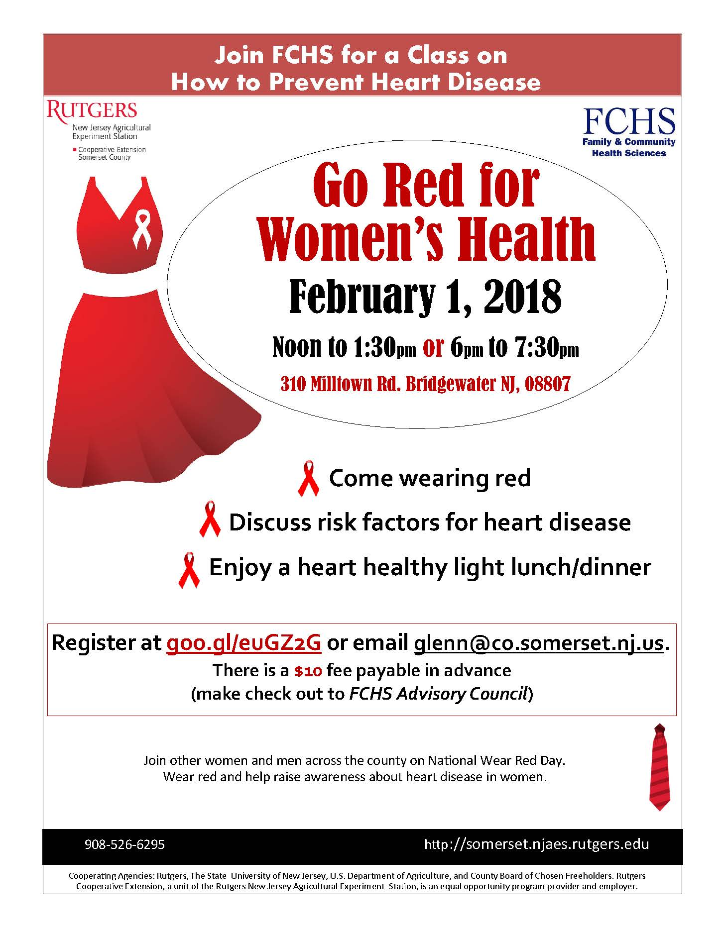 Join Fchs For A Class On How To Prevent Heart Disease