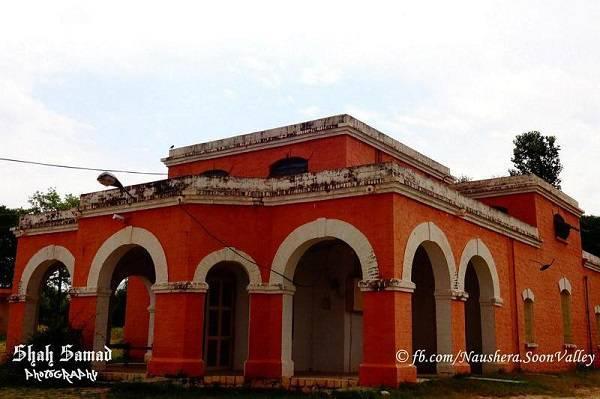 Naushera Soon Valley Rest House