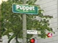 Puppet Street Bush Street
