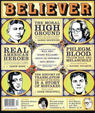 Believer Magazine October 2008