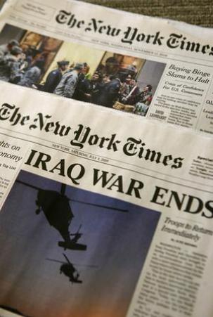 NY Times side by side