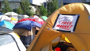 OccupyBoston Signs