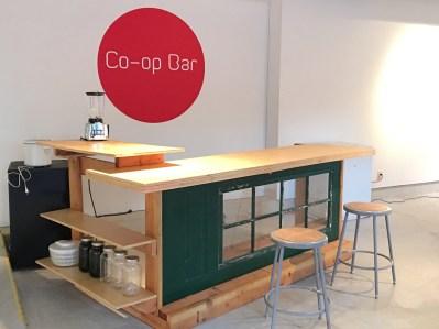 co-op-bar-installation