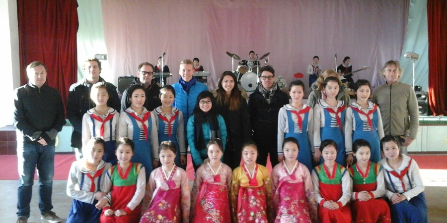 This is what a North Korean school is like. A Traveller's account