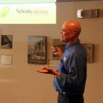 Rick Yoder, of the Nebraska Business Development Center