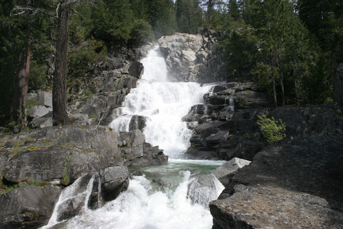 Canyon Creek Falls