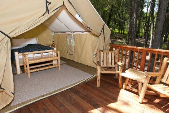 Camping Glamping Amp Rving Visit Trinity