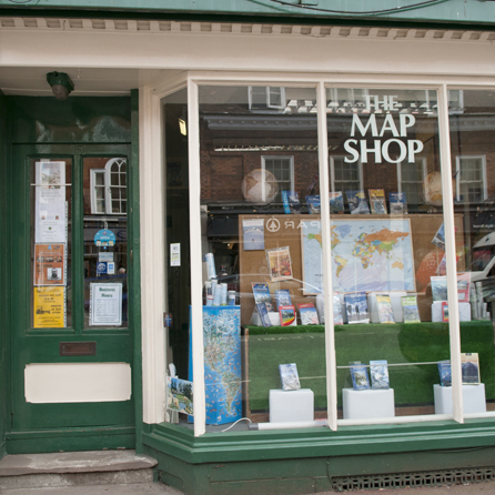 The Map Shop