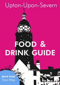 Food and Drink Cover