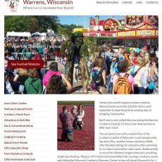 Visit Warrens Launches New Mobile-Friendly Website