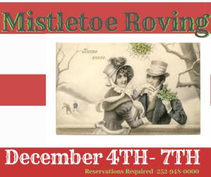 mistletoe river roving
