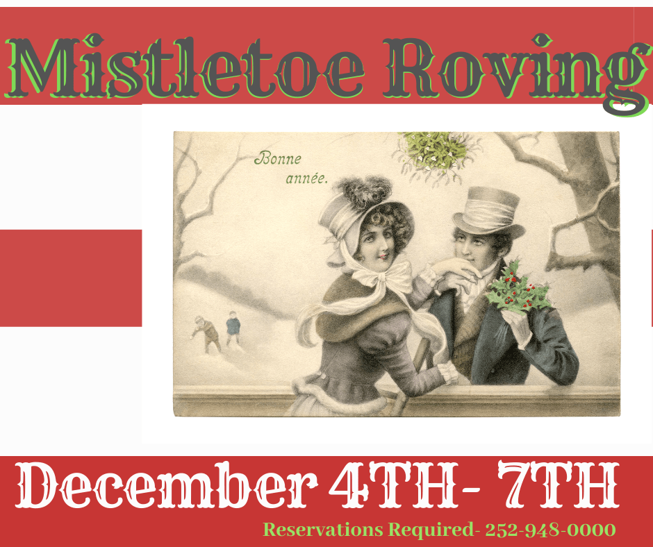 mistletoe river roving