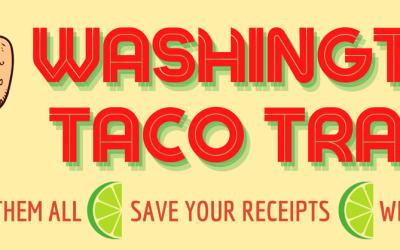 Introducing the Washington Taco Trail!