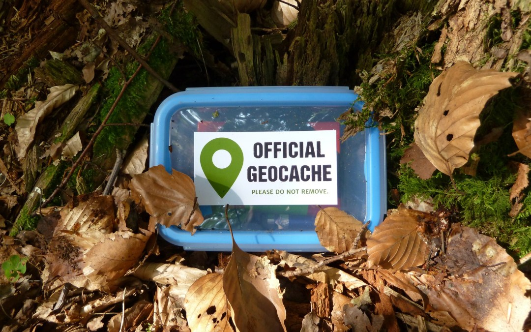 Fresh fun for family & Friends in Washington:  Geocaching