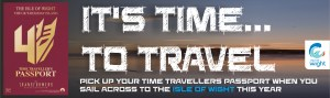 time travel banners