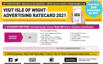 2021 Advertising Ratecard image