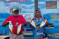 Magnolia Crappie Club Wolf Lake Tournament 5