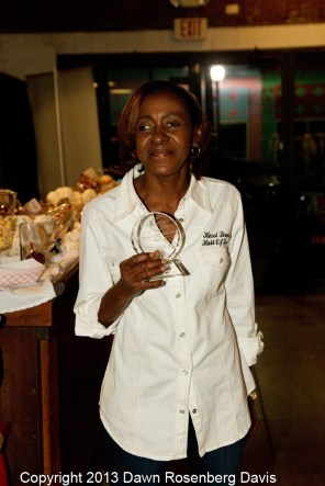 Front Line Staff of the Year, Restaurant - Hazel Davis at Hall of Fame Restaurant