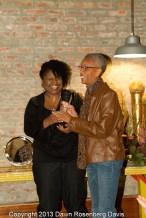 2013 Emory R. Hodgson Community Service Award Winner Gloria Elayne Owens