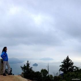 Misen Dağı zirve