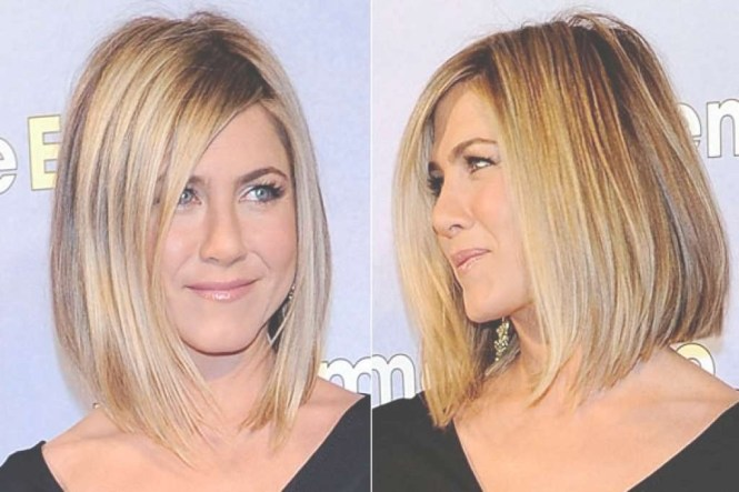 Jennifer Aniston A Line Haircut The Best Haircut Of 2018