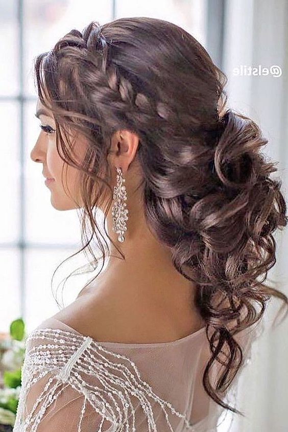 15 Photos Curly Updo Hairstyles