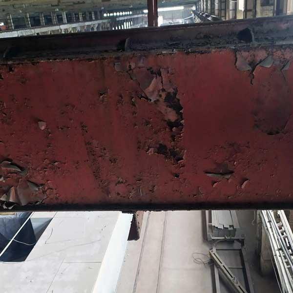 Антикоррозийная обработка мостовых кранов (1)