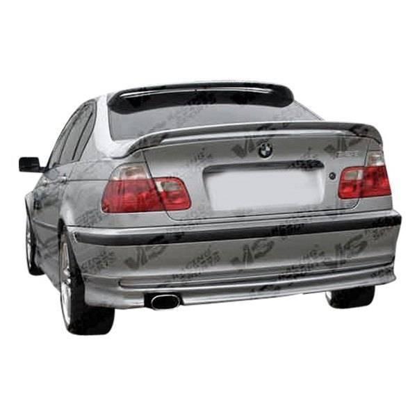 1999 2001 bmw e46 2dr euro tech rear lip