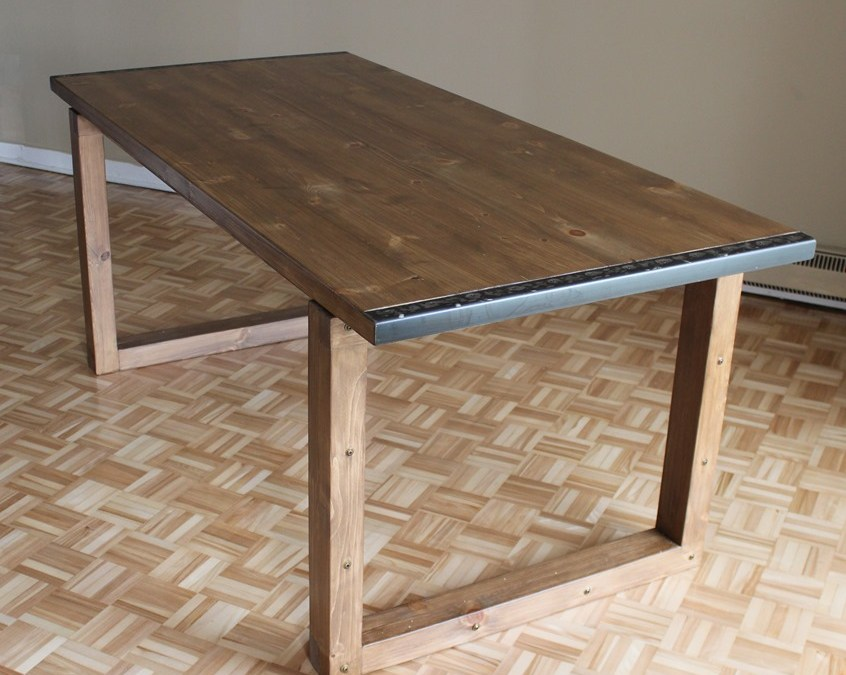 Comment Faire Une Table  Manger  Ep