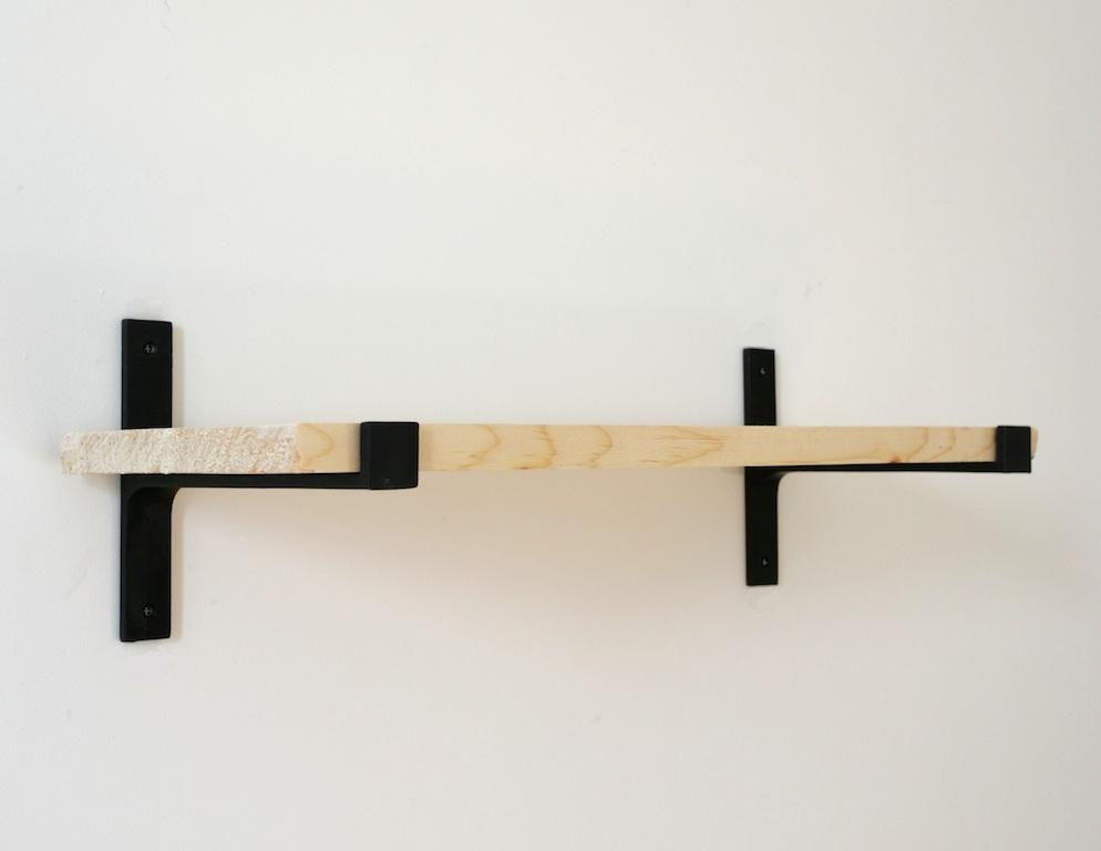 mettre des etageres dans un placard. Black Bedroom Furniture Sets. Home Design Ideas