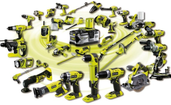outils ryobi