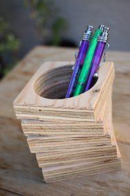 comment faire un pot a crayon design