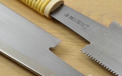 La scie japonaise