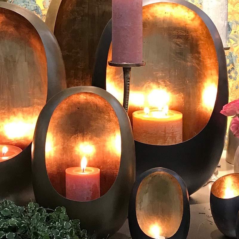 Deko Candle Kaarsen