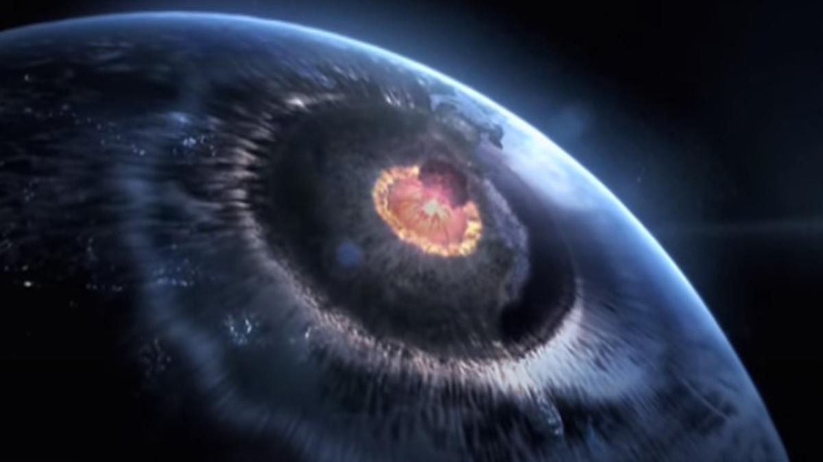 Futureshock: Comet Impact (Impact Earth) (2007).