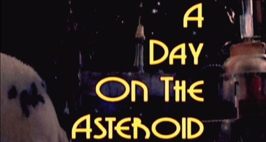 A Day On The Asteroid film (2009). Asteroid movies.