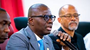 COVID- 19: Sanwo-olu urges Lagosians to be calm and maintain social distance
