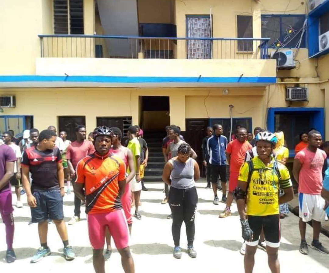 Lagos arraigns 202 fitness enthusiasts  for violation of lockdown order