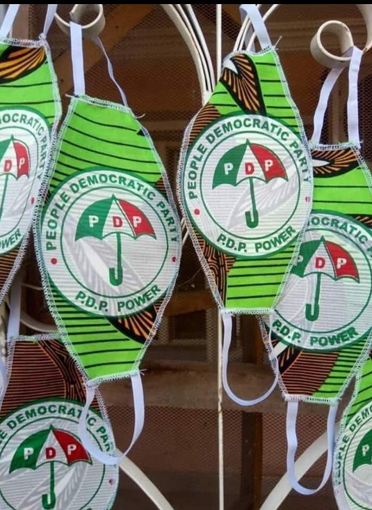 COVID-19: Controversy trails distribution of PDP-branded nose mask in Oyo