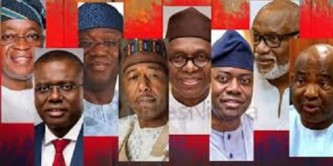 Nigeria's 36 governors agree to a 14-day COVID- 19 lockdown