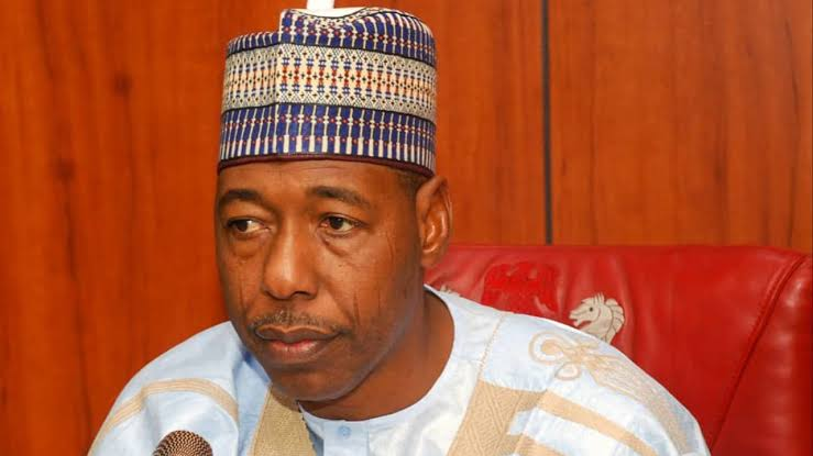 Governor Zulum donates N5.6M, food items to parents of Chibok girls