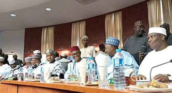 Give us share of the recovered Abacha's loot, governors tell Buhari