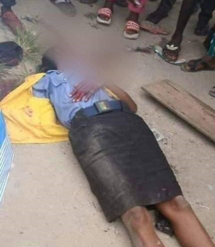 Confusion as police sergeant allegedly kills female police officer while enforcing lockdown in Rivers