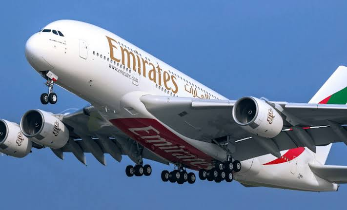 Nigerian returnee delivers a baby boy on board Emirates Airline