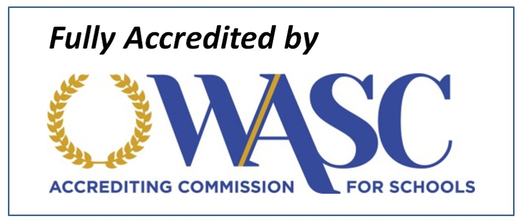 ACS WASC Fully Accredited