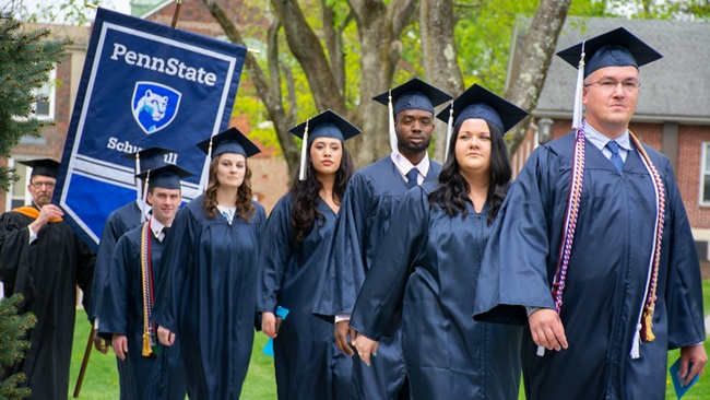 New 2O21 Graduate Assistantships for International Students at Penn State University, USA